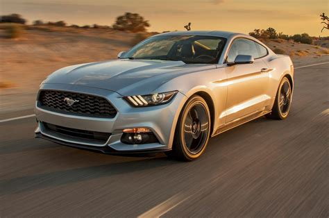 Ford Mustang Now Best-selling Sport Coupe Worldwide