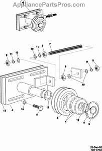 30 Maytag Dryer Idler Pulley Diagram