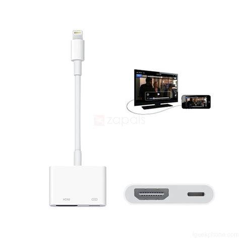 Lightning Digital Av Adapter For Ipad Mini  Lighting Ideas
