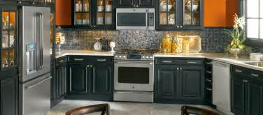 kitchen appliances ideas contemporary kitchen ideas with black appliances