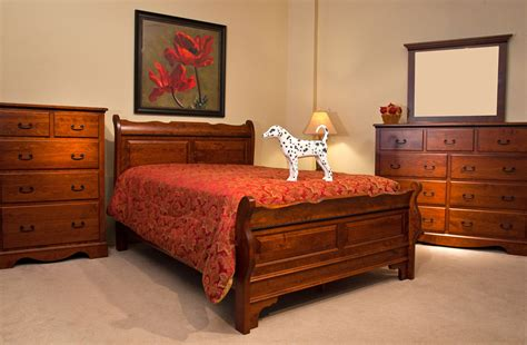 Solid Cherry Bedroom Furniture Agsaustinorg Picture