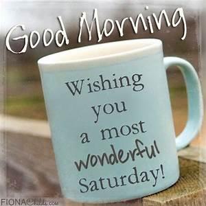 10 Good Morning... Saturdays Morning Quotes