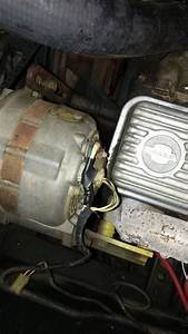 Time To Hook Up Gm Delco Alternator On My 350 Gm With