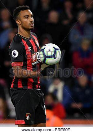 Junior Stanislas of AFC Bournemouth - AFC Bournemouth v ...