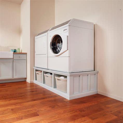 build  laundry room pedestal  family handyman