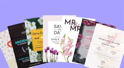 19 diy bridal shower and wedding invitation templates