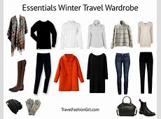 10 Piece Travel Essentials Packing List TFG Signature