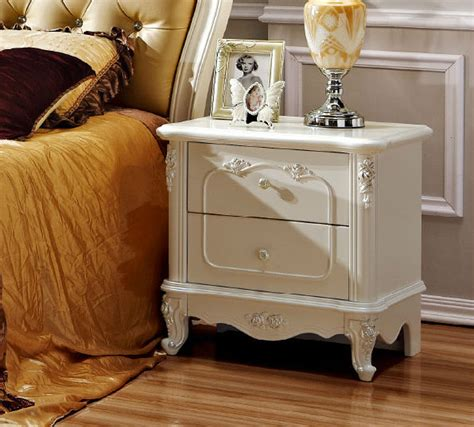 cheap white night tables white and antique night stand side table in bedroom set