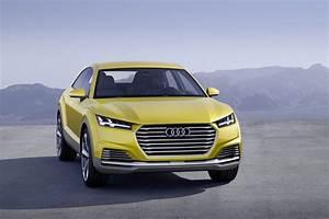 Audi Q4 Occasion : audi q4 le futur concurrent du bmw x4 sur les rails photo 4 l 39 argus ~ Gottalentnigeria.com Avis de Voitures