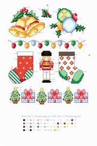 Reading Knitting Charts Free Holiday Cross Stitch Charts