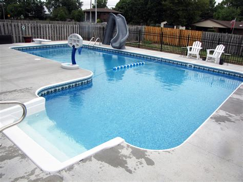 In Ground Swimming Pool Dealer, Design And Construction