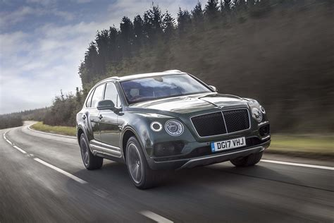 2018 Bentley Bentayga Review, Ratings, Specs, Prices, And