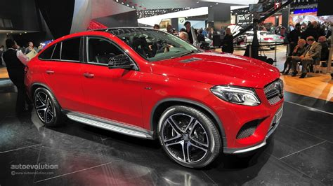 2016 Mercedes Gle 450 Amg Coupe Is Surprisingly Practical