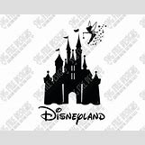 Disney Castle Silhouette With Tinkerbell | 625 x 500 jpeg 50kB