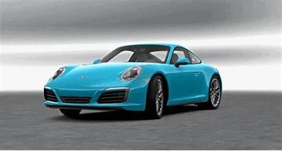 Porsche 911 Carrera Miami Tenerife Usa Exhaust