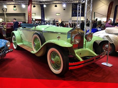 Our Top 10 Cars At The 2017 London Classic Car Show My