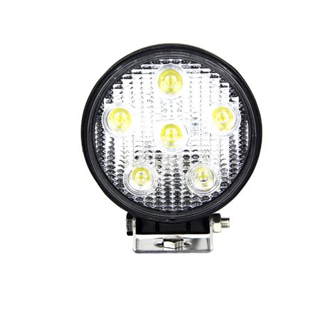 round led light bulbs round led work light 4 inch 18 watt tuff led lights