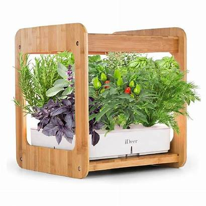 Indoor Grow System Plant Gardening Led Growing