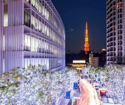 Tokyo Light Bing Wallpaper Download