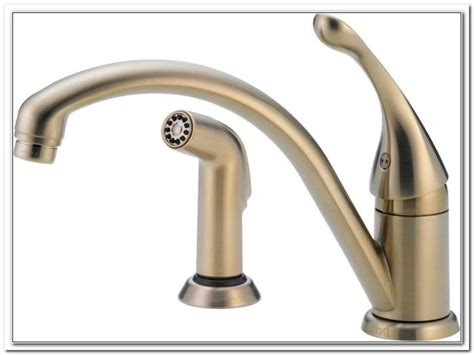Delta Touch Faucet No Water