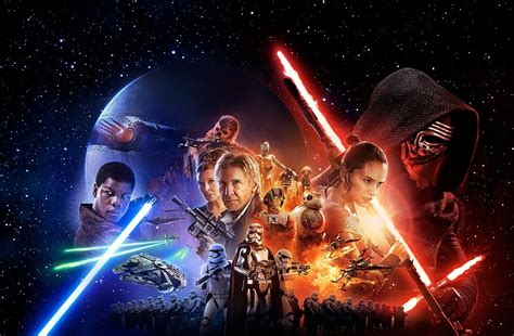 star wars episode vii  force awakens wallpaper