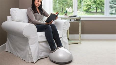 Poltrona Massaggio Shiatsu Homedics : Homedics Shiatsu Foot Massager Review [the Airpro Unit]