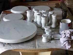 Fabriquer Presentoir Gateau Mariage Home Baking For You