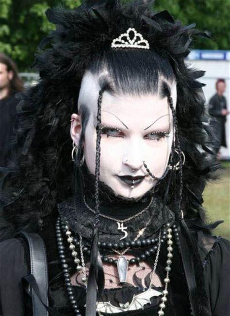 Callclusalis Naked Gothic Teen Girl