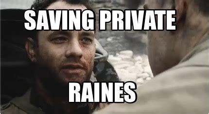 Private Meme Generator - meme creator saving private raines meme generator at memecreator org