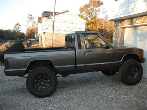 Lifted Jeep Comanche Jeeps Classifieds Jeep Xj