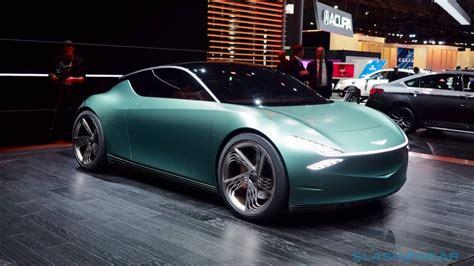 electric cars rewrite  luxury rules genesis