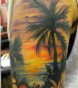 les  beaux tatouages de paysages