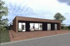 Awesome Maison Moderne En Bois Pas Cher Pictures - Design Trends ...