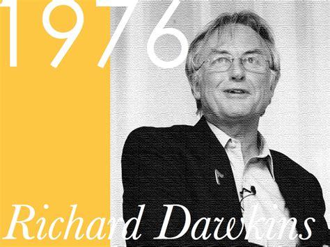 Richard Dawkins Meme Theory - lexicon mathematicae sapere interconnesso e creativit 224 combinatoria