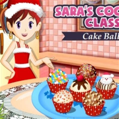 jeux de cuisine sarra jeu boule de gateau cuisine de gratuit sur wikigame
