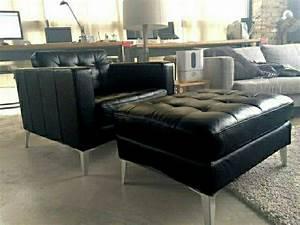 Ikea Canapé Cuir : pouf design une moelleuse invitation ~ Teatrodelosmanantiales.com Idées de Décoration