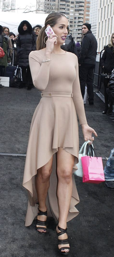transgender model carmen carrera shows   legs