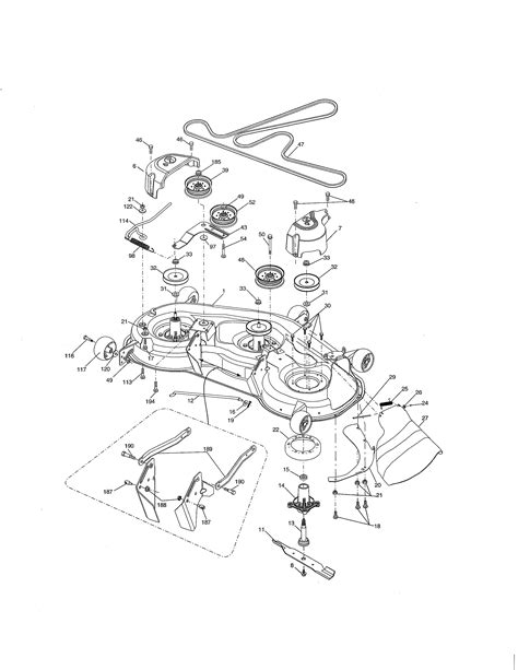 Fs5500 Craftsman Tractor Wiring Diagram by Wrg 1669 Fs5500 Craftsman Tractor Wiring Diagram