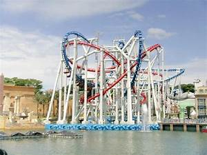 Roller Coasters - Picture of Universal Studios Singapore ...