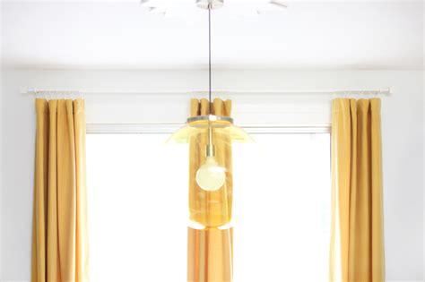 budget curtain rod finial diy a beautiful mess