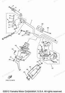 Yamaha Waverunner 2000 Oem Parts Diagram For Steering  1