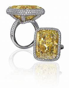 what39s new in engagement rings say yes to color With fancy diamond wedding rings