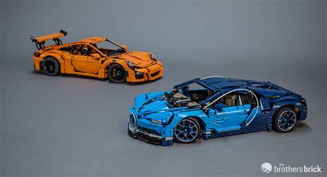 lego technic bugatti chiron 42083 42083 bugatti chiron 91 the brothers brick the