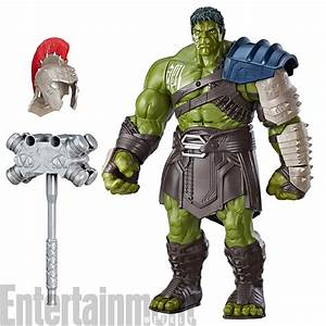 Thor: Ragnarok toys: Hulk gets a roaring new action figure