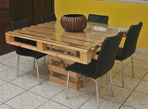 comment faire des meubles avec des palettes