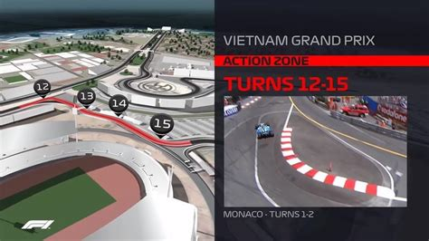 formula unveils track vietnam gp top speed