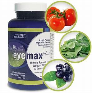 Vegetarian Eye Care Supplements