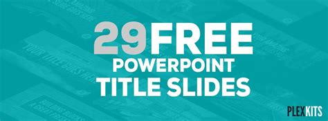 amazing powerpoint title  template