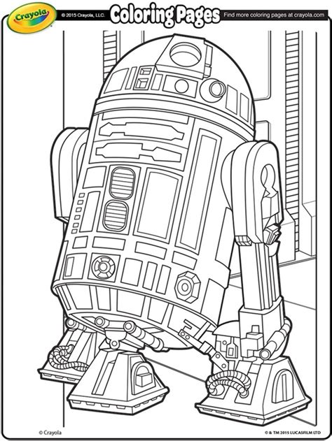 star wars  coloring page crayolacom