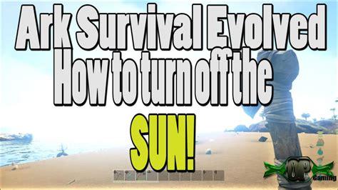 ark survival evolved   turn  bloomglare turn